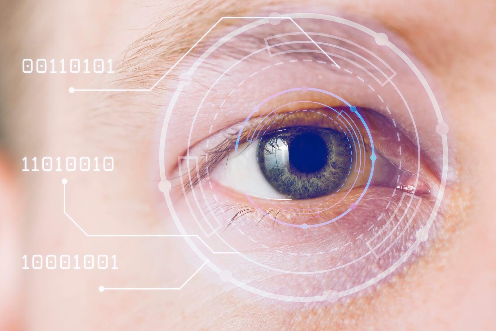 眼睛視力分析